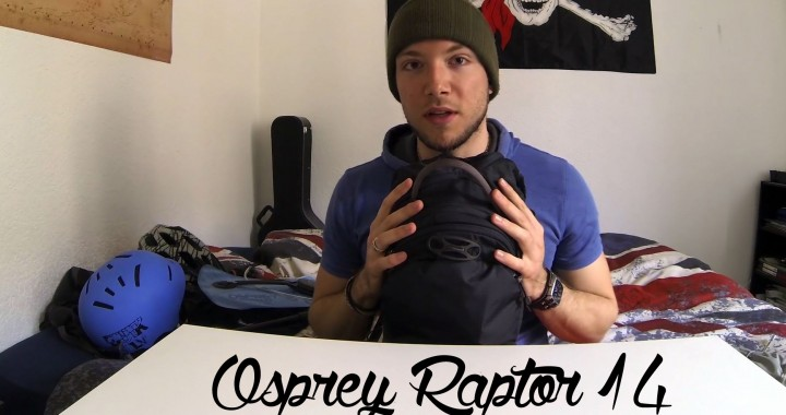 Review Osprey Raptor 14