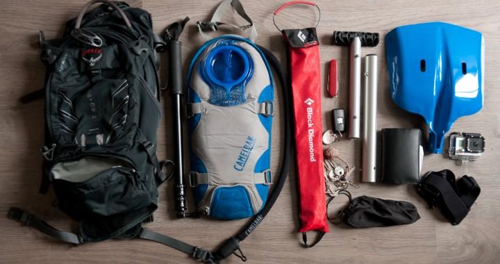 kit securite avalanche
