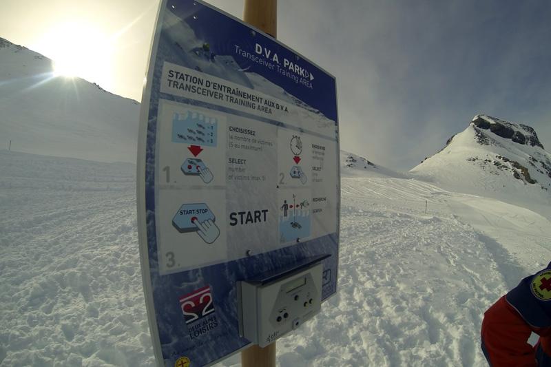 2 Alpes - Freeride Attitude - DVA Park