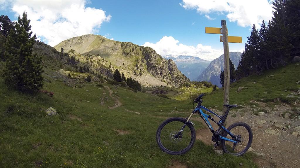 VTT all-mountain Zesty
