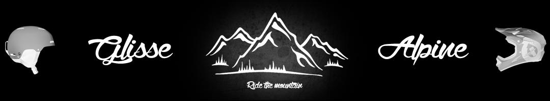 Glisse Alpine Logo