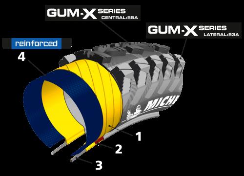 Michelin Gum-X