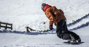 Debuter le snowboard - virages