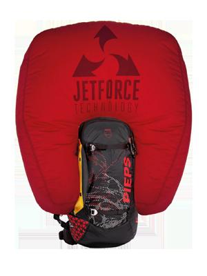 Sac airbag Jetforce/Pieps