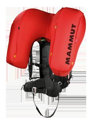 Sac airbag Snowpulse/Mammut Lifebag