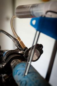 VTT - Purge freins Formula Rx (levier)