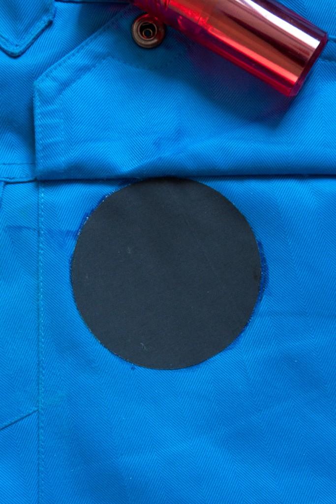 réparation vêtement ski patch