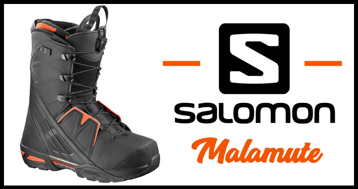 Test Salomon Malamute
