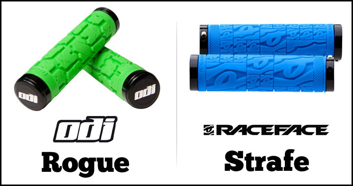 Test ODI Rogue Race Face Strafe