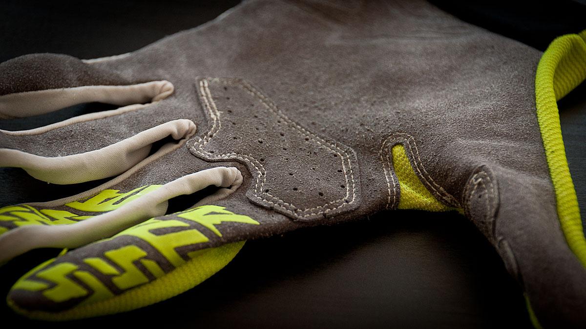 Test gants Alpinestar Rover - dessous