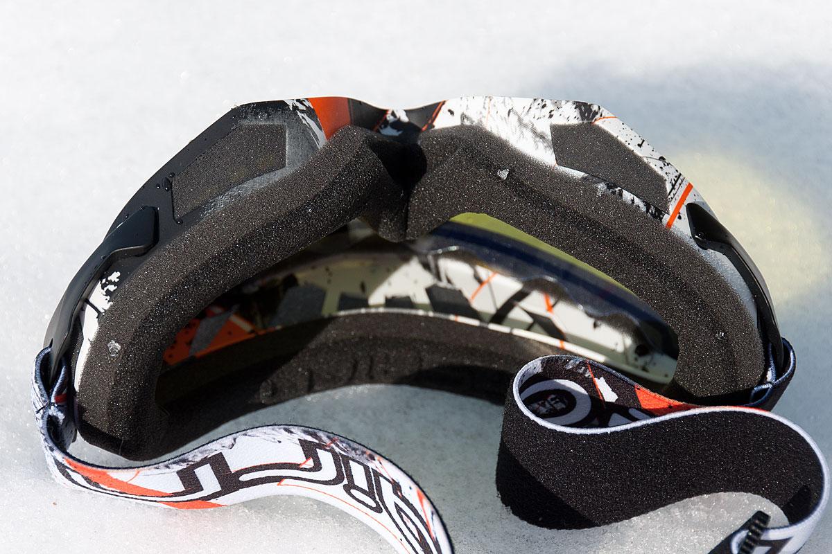 Test Cairn Alpha SPX1000 - masque ski/snowboard - aérations