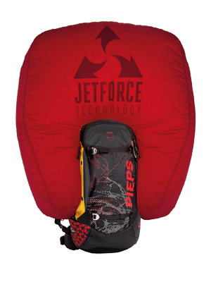 Sac airbag Jetforce/Pieps