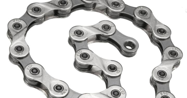 Lubrification chaine VTT