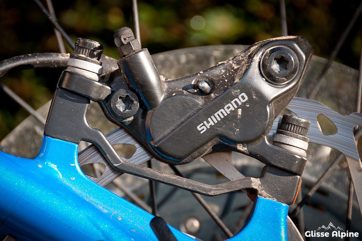 Shimano MT520