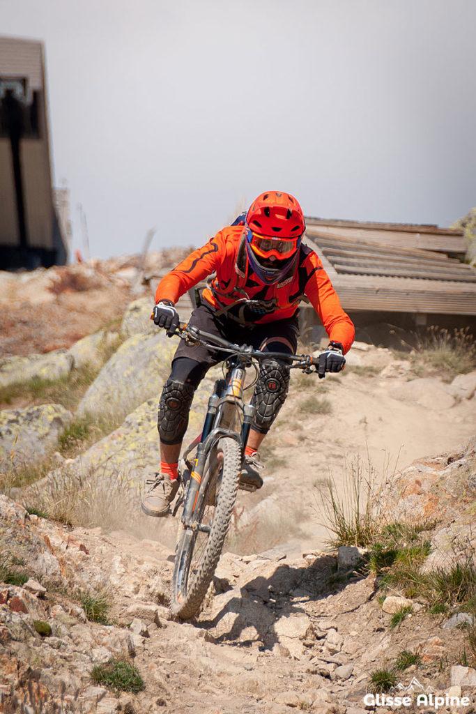 Bikepark Alpe d'Huez - K'lif
