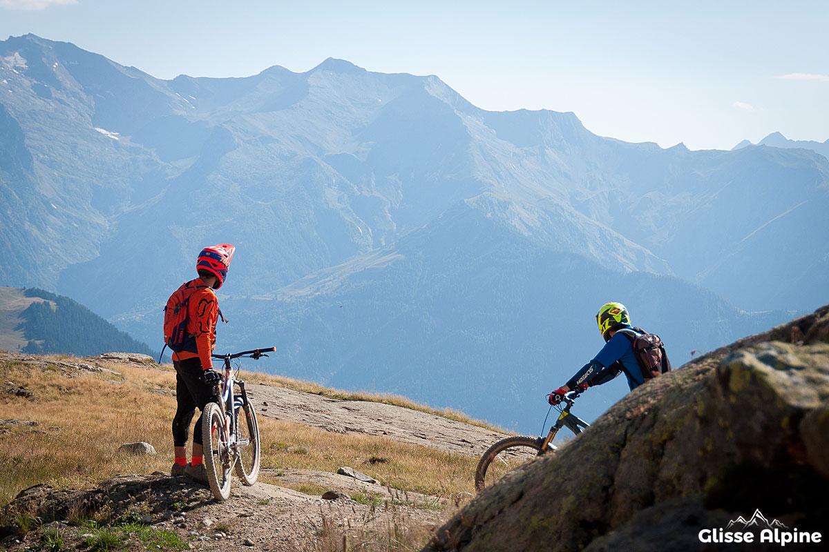 Bikepark Alpe d'Huez
