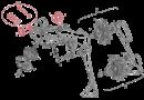 Derailleur SRAM - Boulon ancrage et plaque vis B