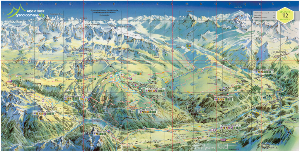 Alpe d'Huez - Plan Bikepark