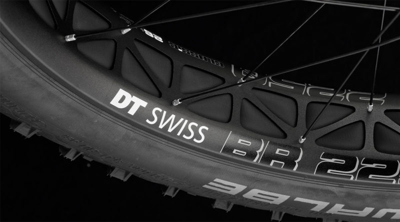 Roues VTT DT Swiss