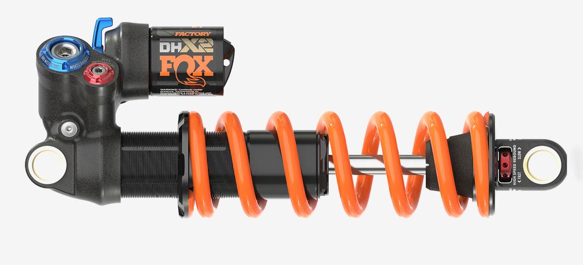 Fox DHX2