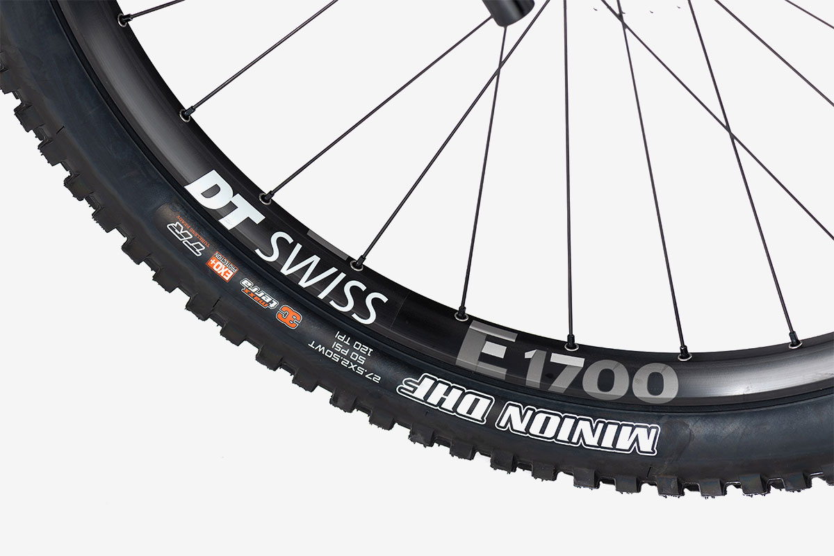 Roues DT Swiss E1700