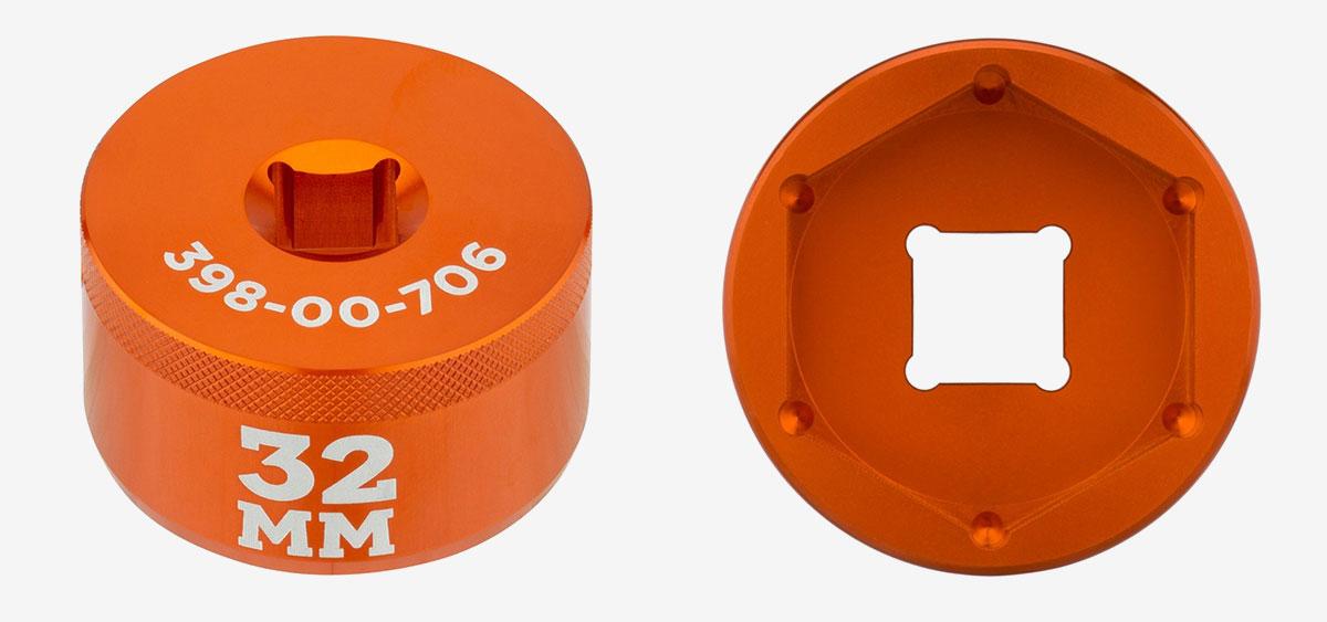 Douille Fox 32mm