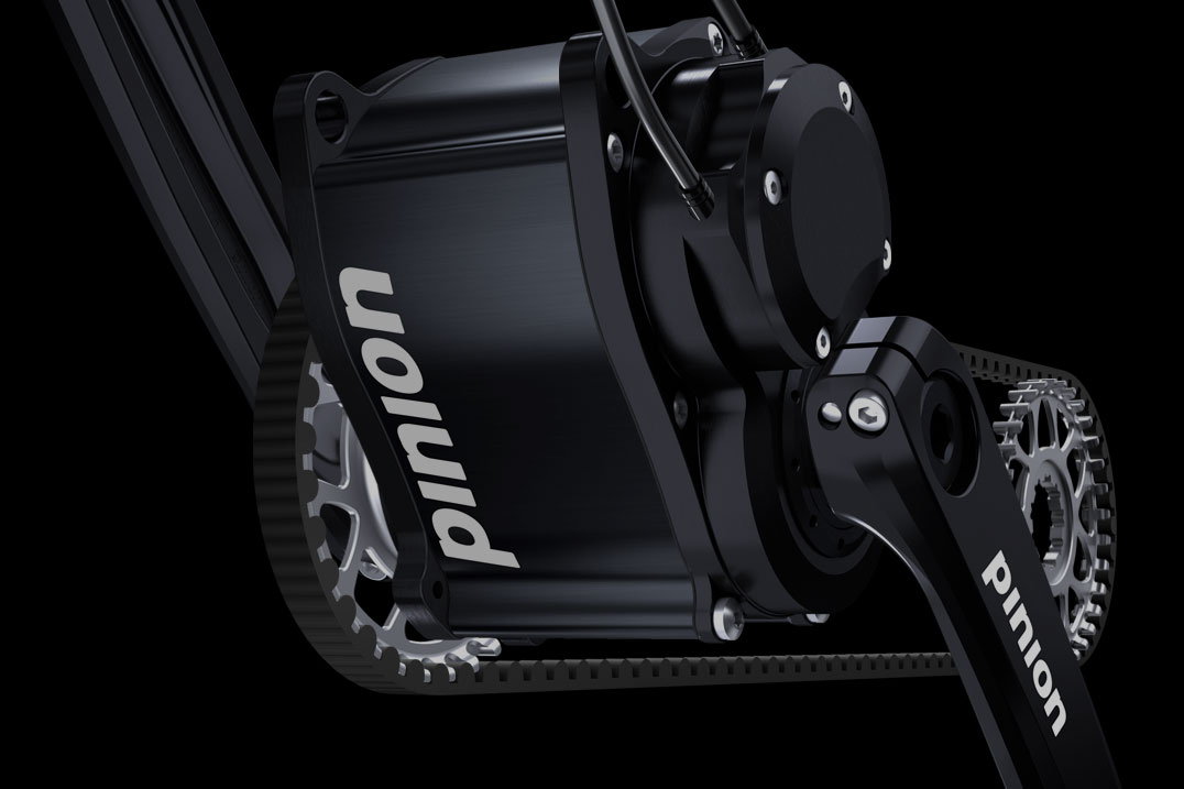 Boite de vitesses VTT Pinion