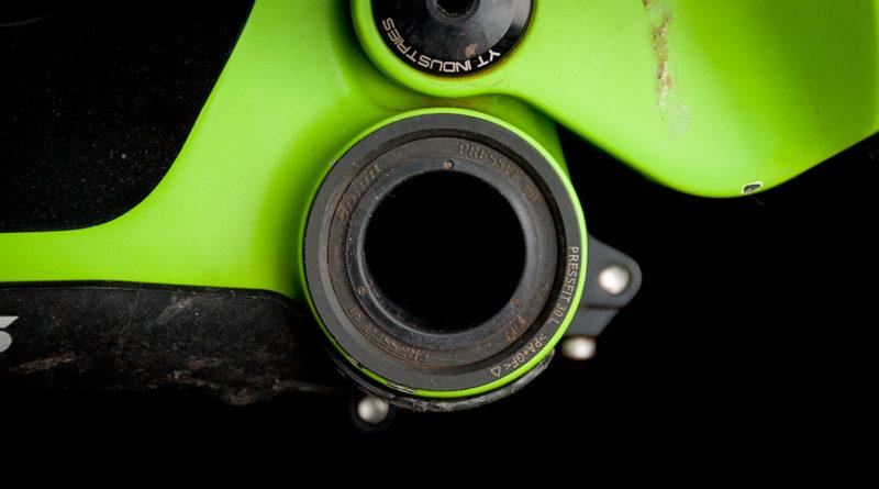 Remplacement boitier de pédalier PF30