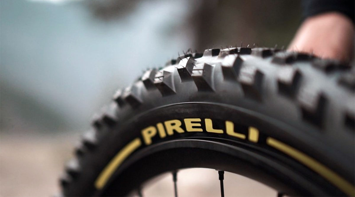 Pneus VTT Pirelli
